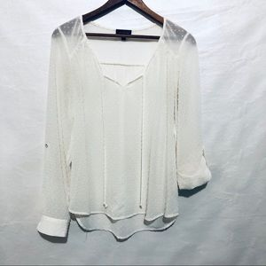 The Limited Tunic Top